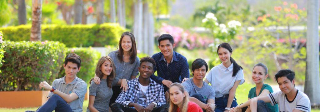 Stamford International University- International Students
